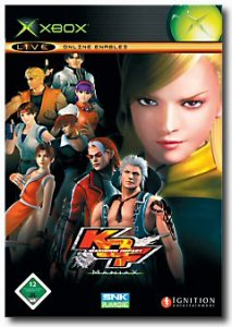 The King of Fighters: Maximum Impact per Xbox