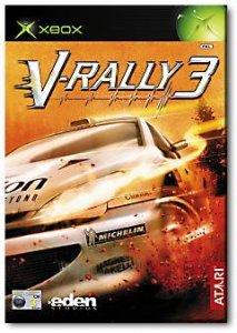 V-Rally 3 per Xbox