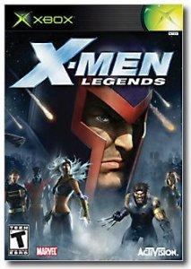 X-Men Legends per Xbox