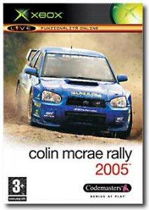 Colin McRae Rally 2005 per Xbox
