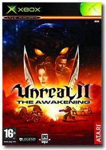 Unreal II: The Awakening per Xbox