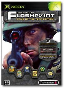 Operation Flashpoint: Cold War Crisis per Xbox