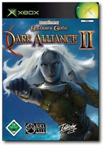 Baldur's Gate: Dark Alliance II per Xbox