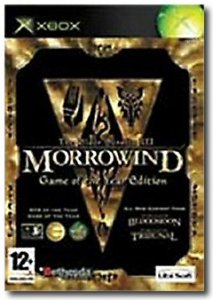 Morrowind Game of the Year edition per Xbox