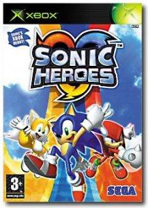 Sonic Heroes per Xbox