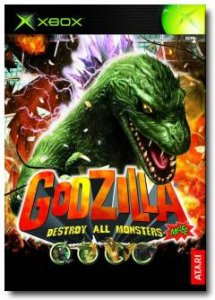 Godzilla: Destroy All Monsters - Melee per Xbox