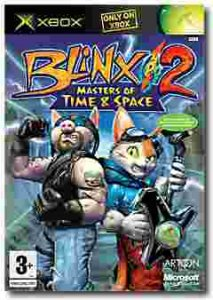 Blinx 2: Masters of Time & Space per Xbox