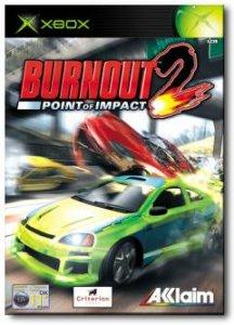 Burnout 2: Point of Impact per Xbox