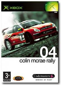 Colin McRae Rally 04 per Xbox