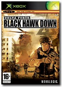 Delta Force: Black Hawk Down per Xbox
