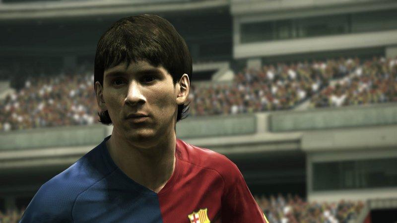 Un countdown sul sito di Pro Evolution Soccer 2010