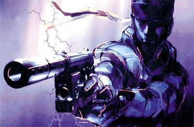 Metal Gear Solid + Oxide