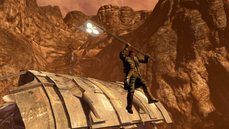 Espansione di Red Faction: Guerrilla su Xbox Live - Aggiornata