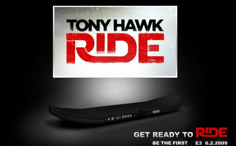 Lo skateboard senza ruote del nuovo Tony Hawk