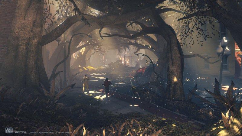 Recoil Games presenta Earth No More, con prime immagini
