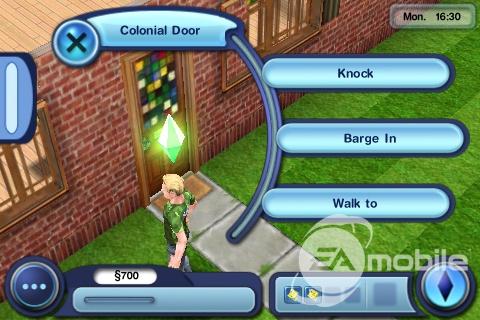 I Sims invadono anche iPhone