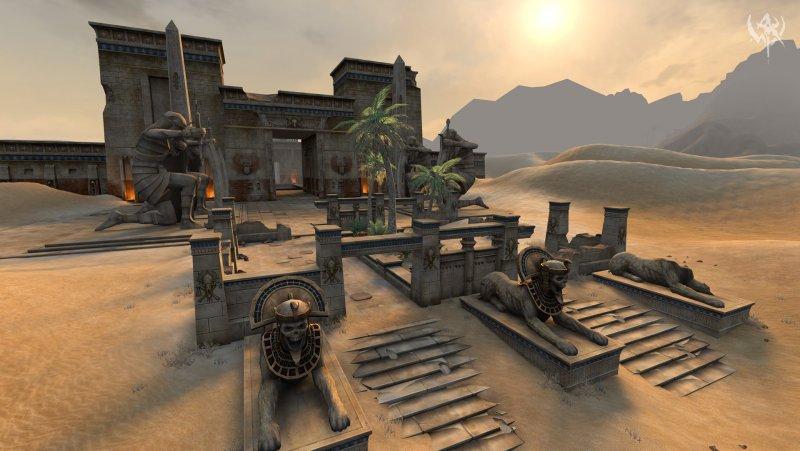Inizia oggi L'Ascesa dei Re dei Sepolcri in Warhammer Online