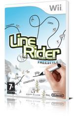Line Rider Freestyle per Nintendo Wii