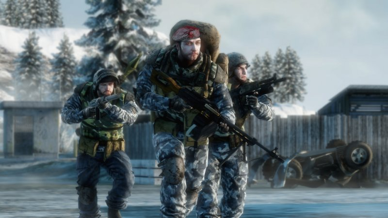 """""""Bad Company 3 è sempre nei nostri pensieri"""", dicono gli sviluppatori di Battlefield 1"""
