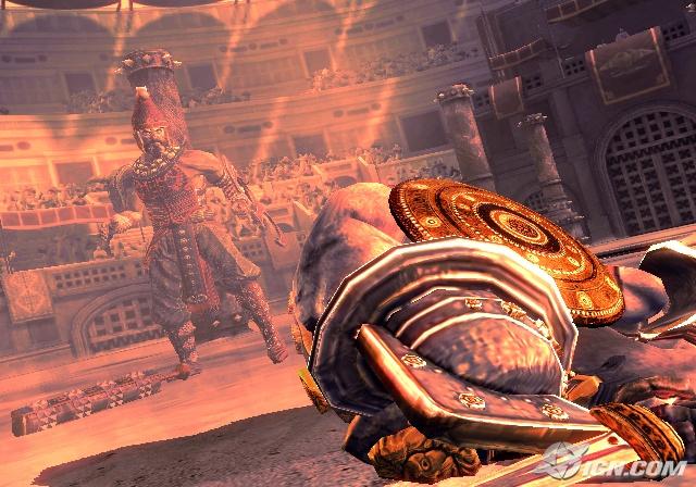 Il nuovo IP di High Voltage è Gladiator A.D.