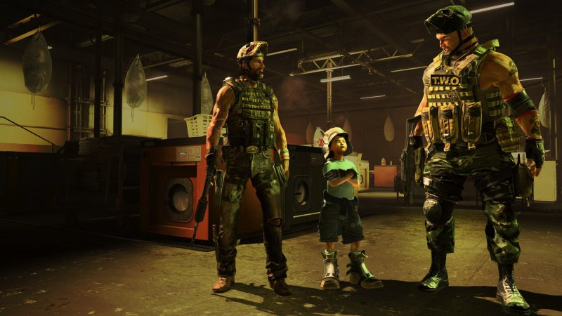 Un trailer per Army of Two: The 40th Day