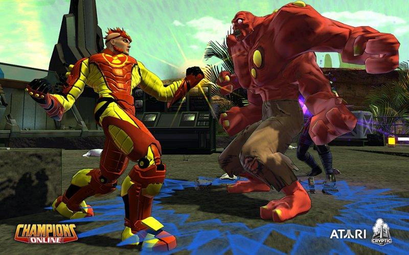 Cryptic pronta a portare Champions Online su Xbox 360, si aspetta Microsoft