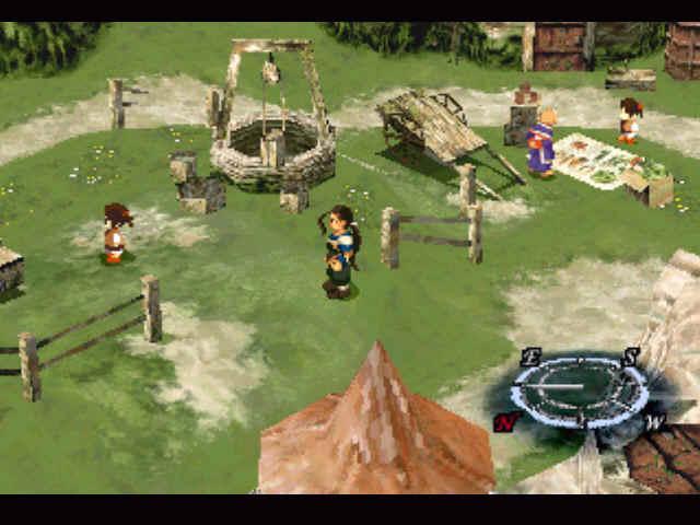 Xenogears si avvicina a PlayStation Network