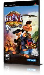 Brave: A Warrior's Tale per PlayStation Portable