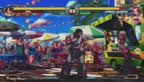 The King of Fighters XII - Kim Kaphwan