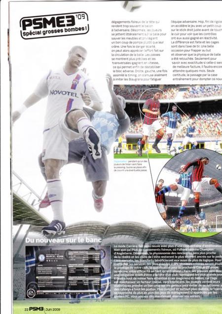 Nuove informazioni e date per FIFA 10