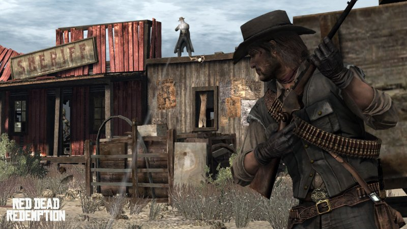 Il Far West secondo Rockstar