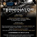 Warner Village e M.it insieme per Terminator Salvation