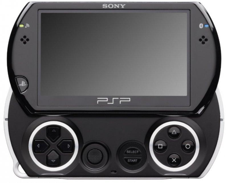 Immagini, informazioni e video su PSP Go