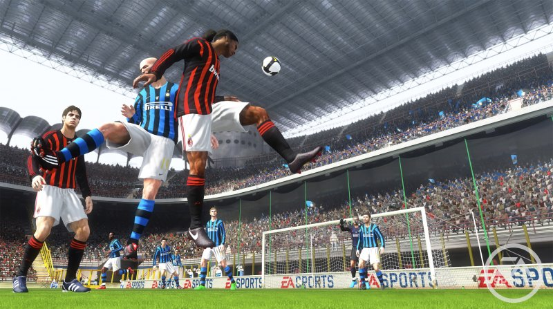 Confermata la data di uscita per FIFA 10
