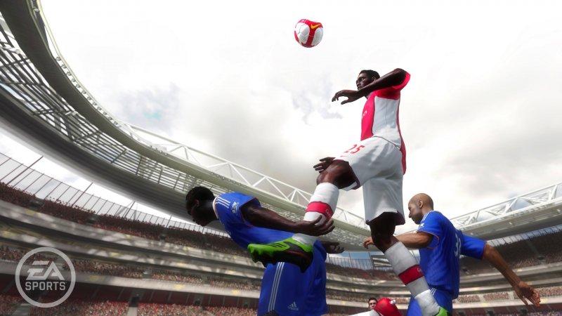 FIFA 10 su PC: grafica peggiore rispetto alle console?
