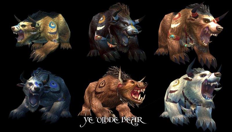 Qualche novità per WoW: i druidi cambiano forma
