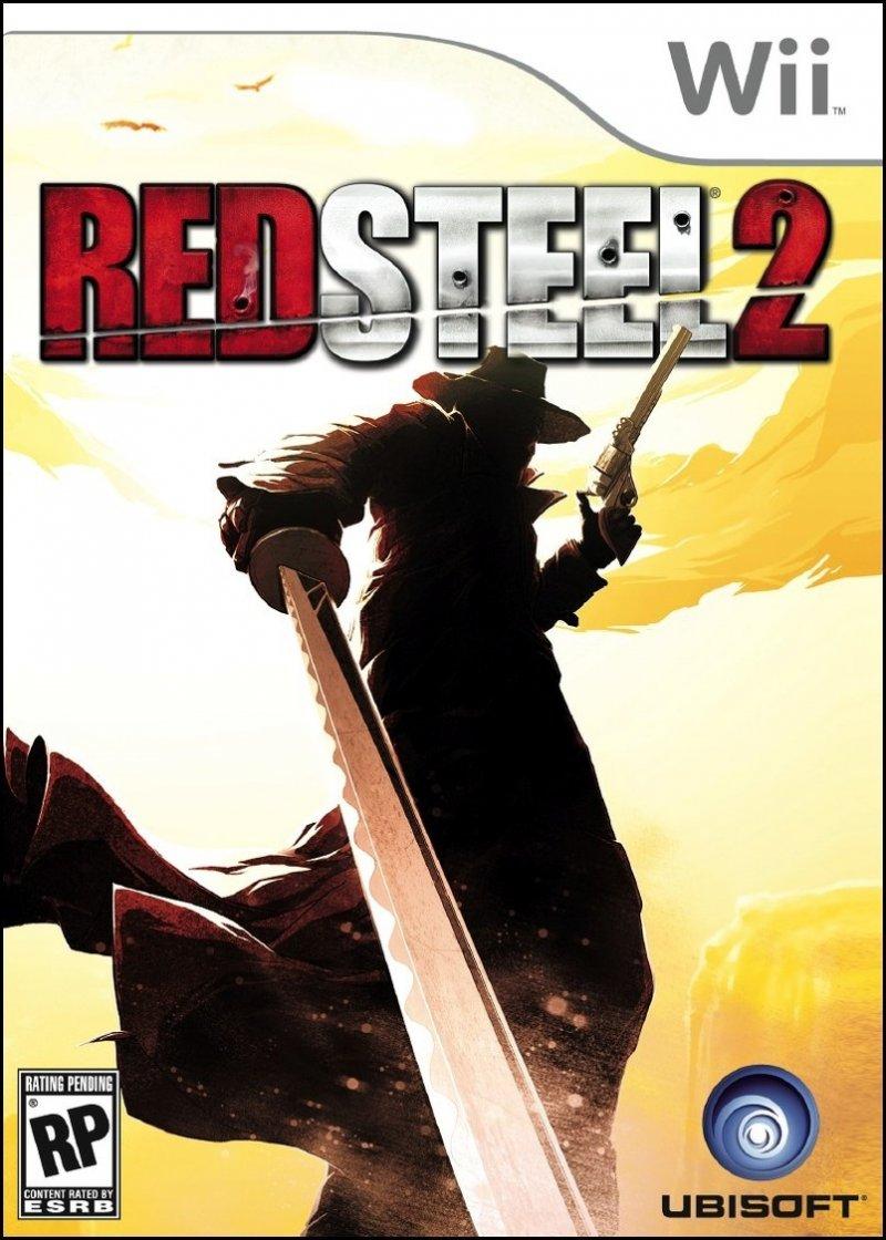Un bozzetto di copertina per Red Steel 2