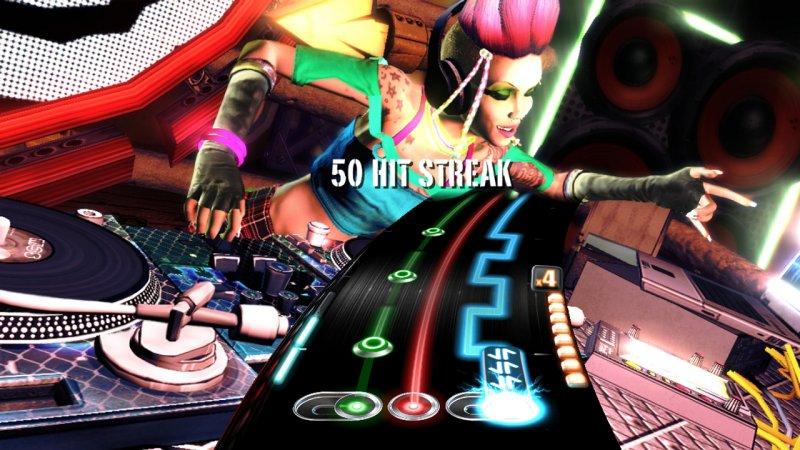 Il repertorio di DJ Hero è interamente originale