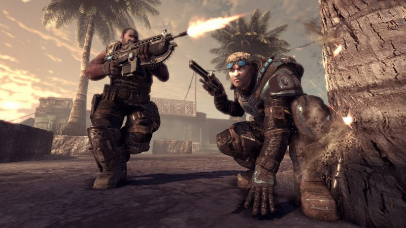 Gears of War Ultimate in arrivo