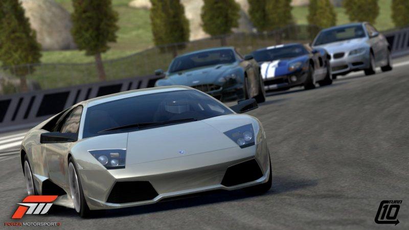 Turn 10 annuncia un nuovo DLC per Forza 3