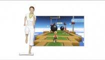 Wii Fit Plus - Video di gioco Corsa a ostacoli