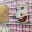 Rabbids Go Home: conigli impazziti in video su Wii