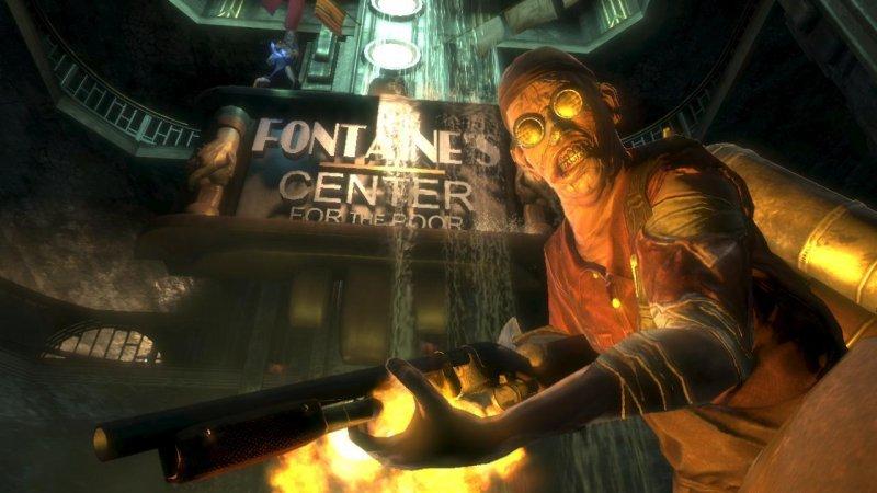 Niente patch per il pad di X360 per la versione PC di Bioshock 2