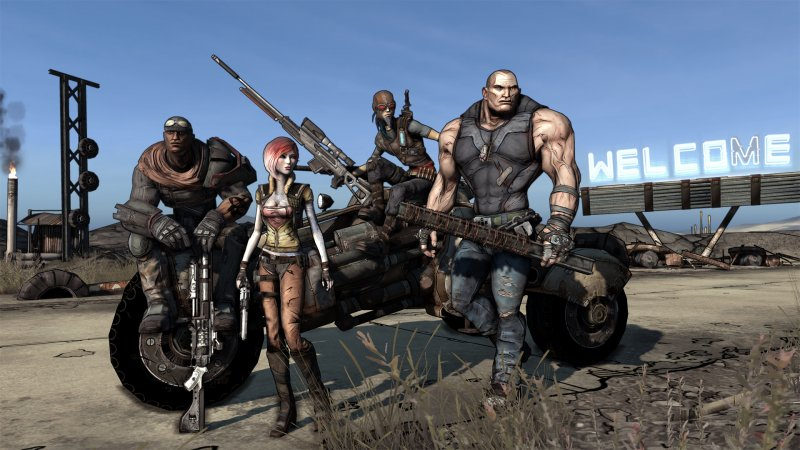 Annunciato Borderlands: Game of the Year Edition