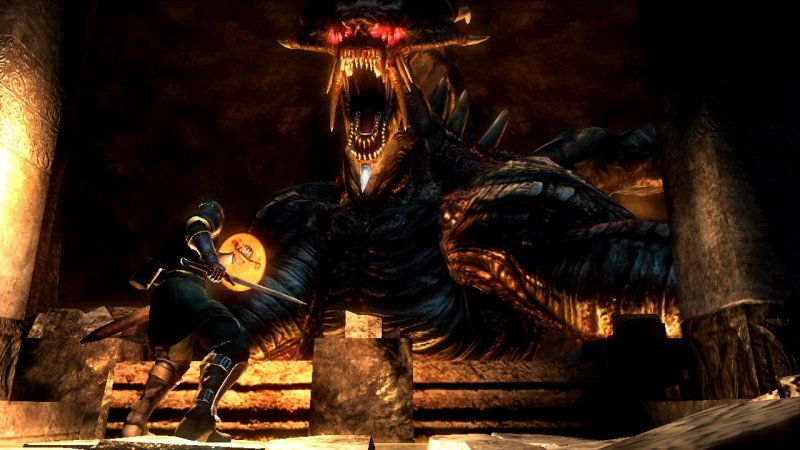 Demon's Souls ritorna in video