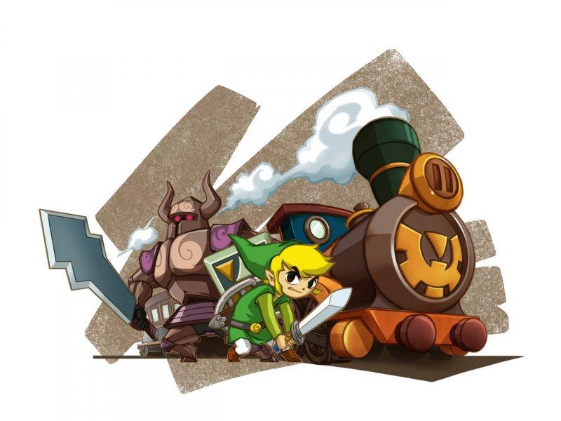 Zelda Spirit Tracks ha una data d'uscita