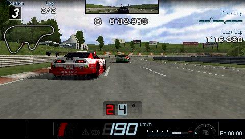 Nuove immagini per Gran Turismo PSP