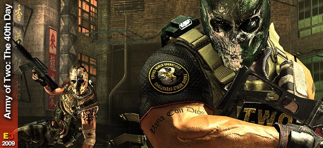 Un nuovo concorso per Army of Two: The 40th Day