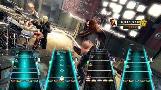 Activision lavora con Project Natal per Guitar Hero 6?