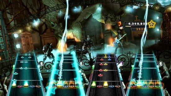 Le nuove features di Guitar Hero 5 debuttano in video